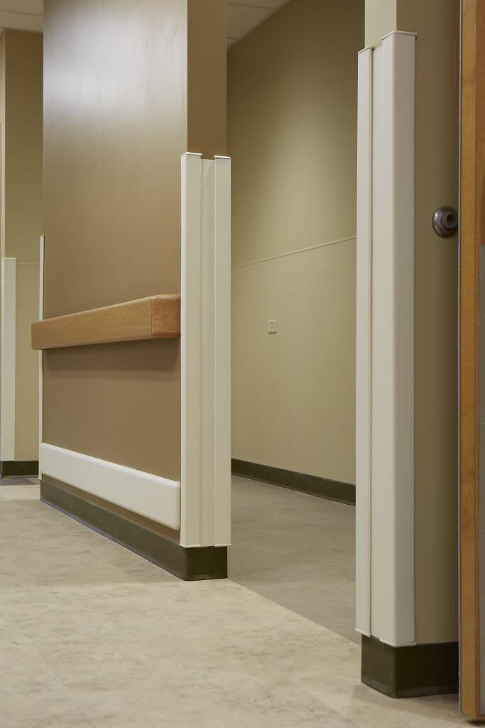 Photo Credit InPro Corp & Acrovyn Door Colors u0026 Photo Credit InPro Corp