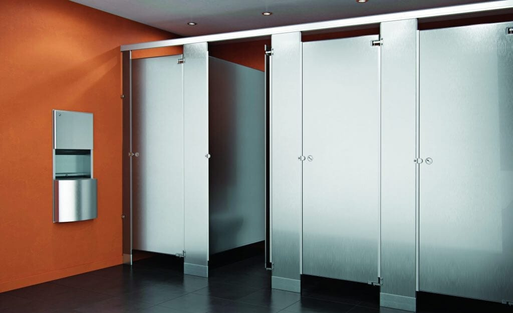 Toilet Partition Sales Installation Granite State Specialties - Custom bathroom partitions