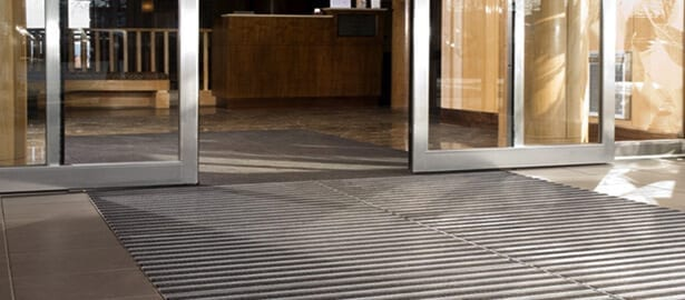 Recessed Matting Foot Grilles Granite State Specialties