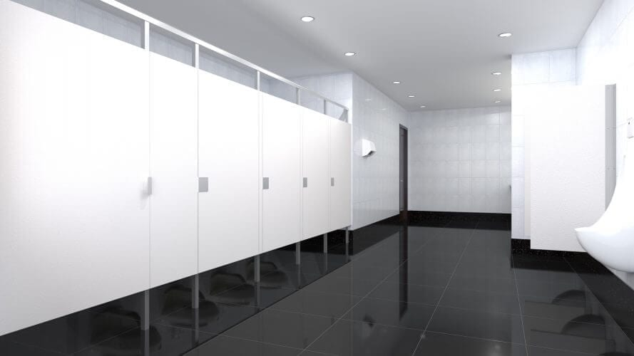 Bathroom Partitions Massachusetts eclipse toilet partitions - granite state specialties