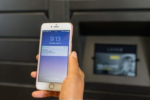 Smart Lockers with App