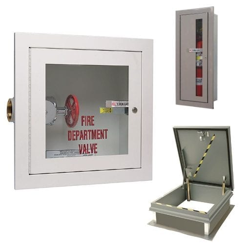 Fire Protection & Demarcation