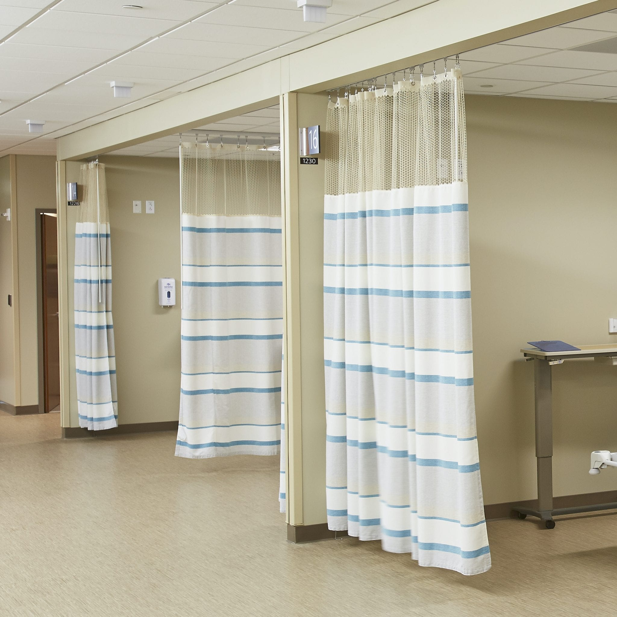 Hospital Privacy Curtains