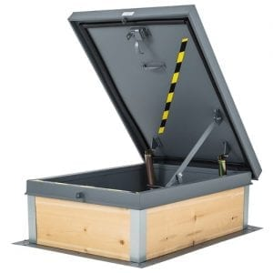 Fire Roof Hatches