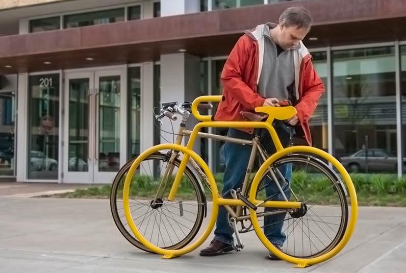 Bicycle Bike Racks