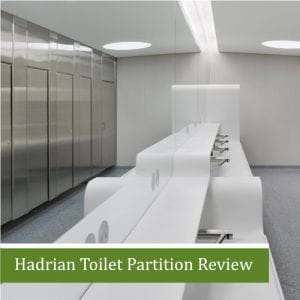 Hadrian Toilet Partition Review
