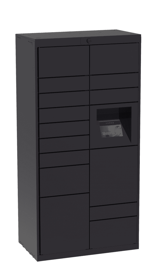 Luxer Lockers - Main Unit