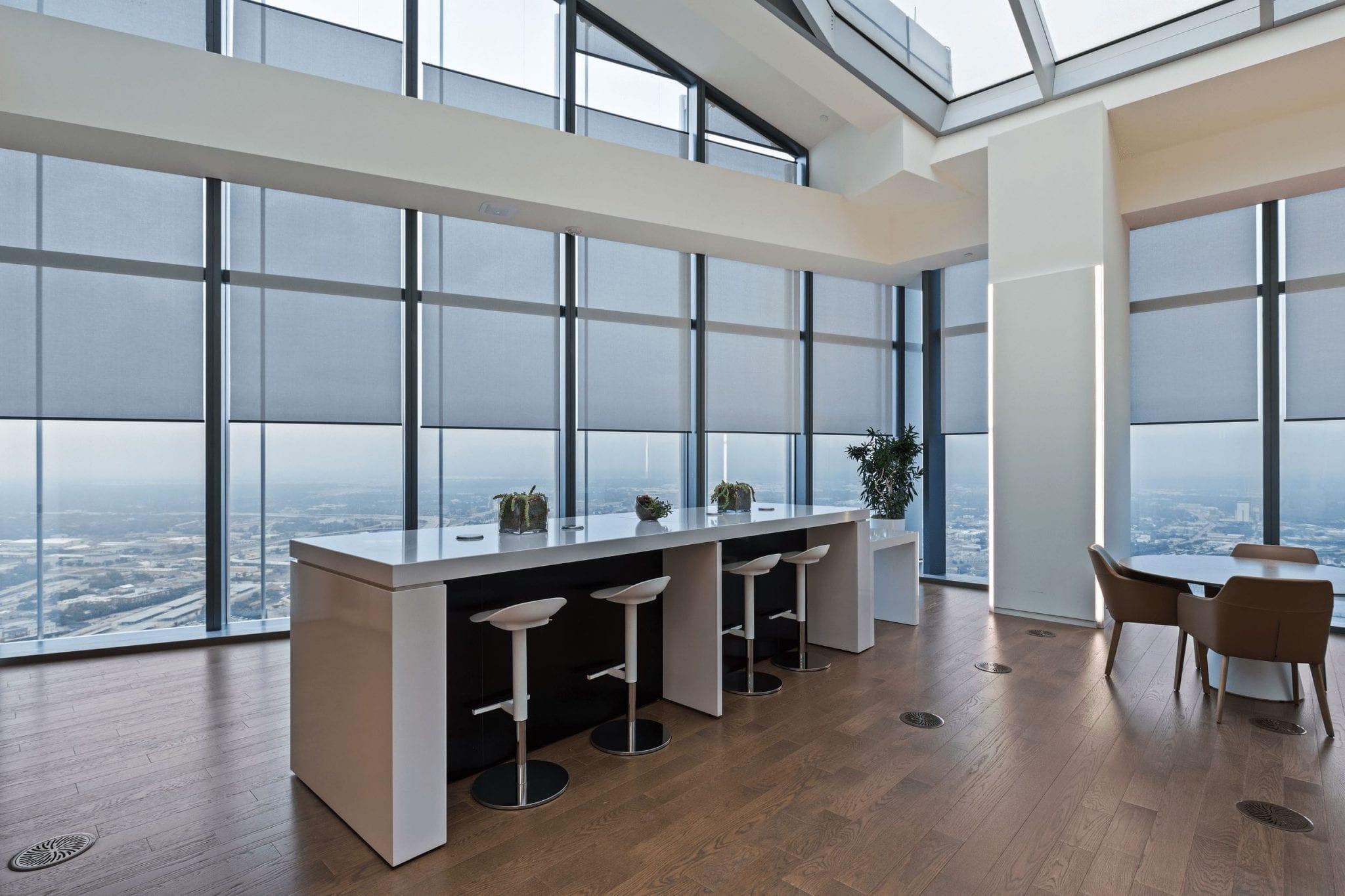 Office Window Treatments