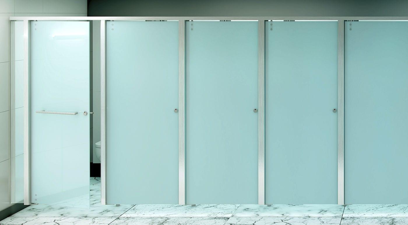 thrislington partitions glass