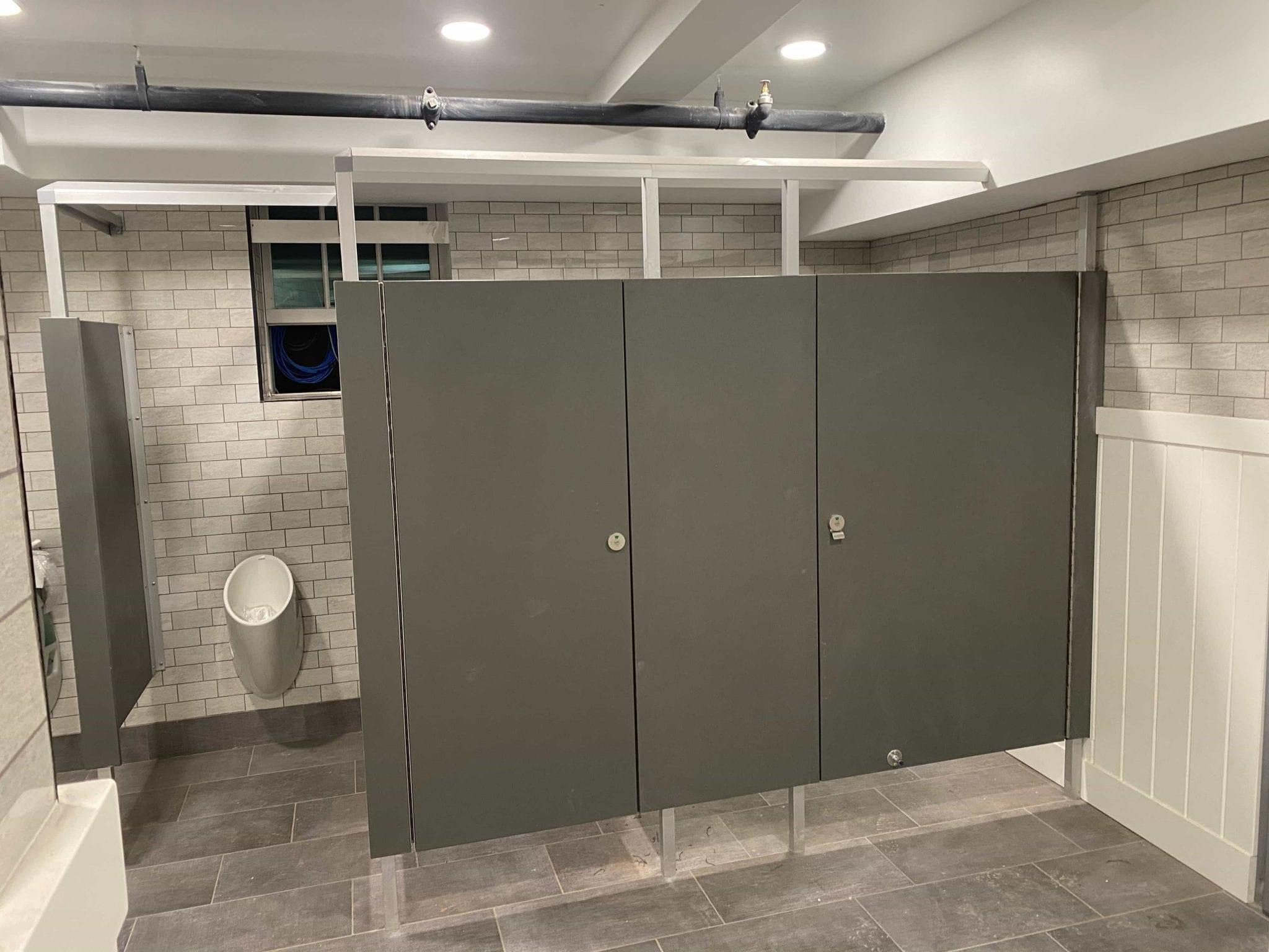Scranton Eclipse Toilet Partitions