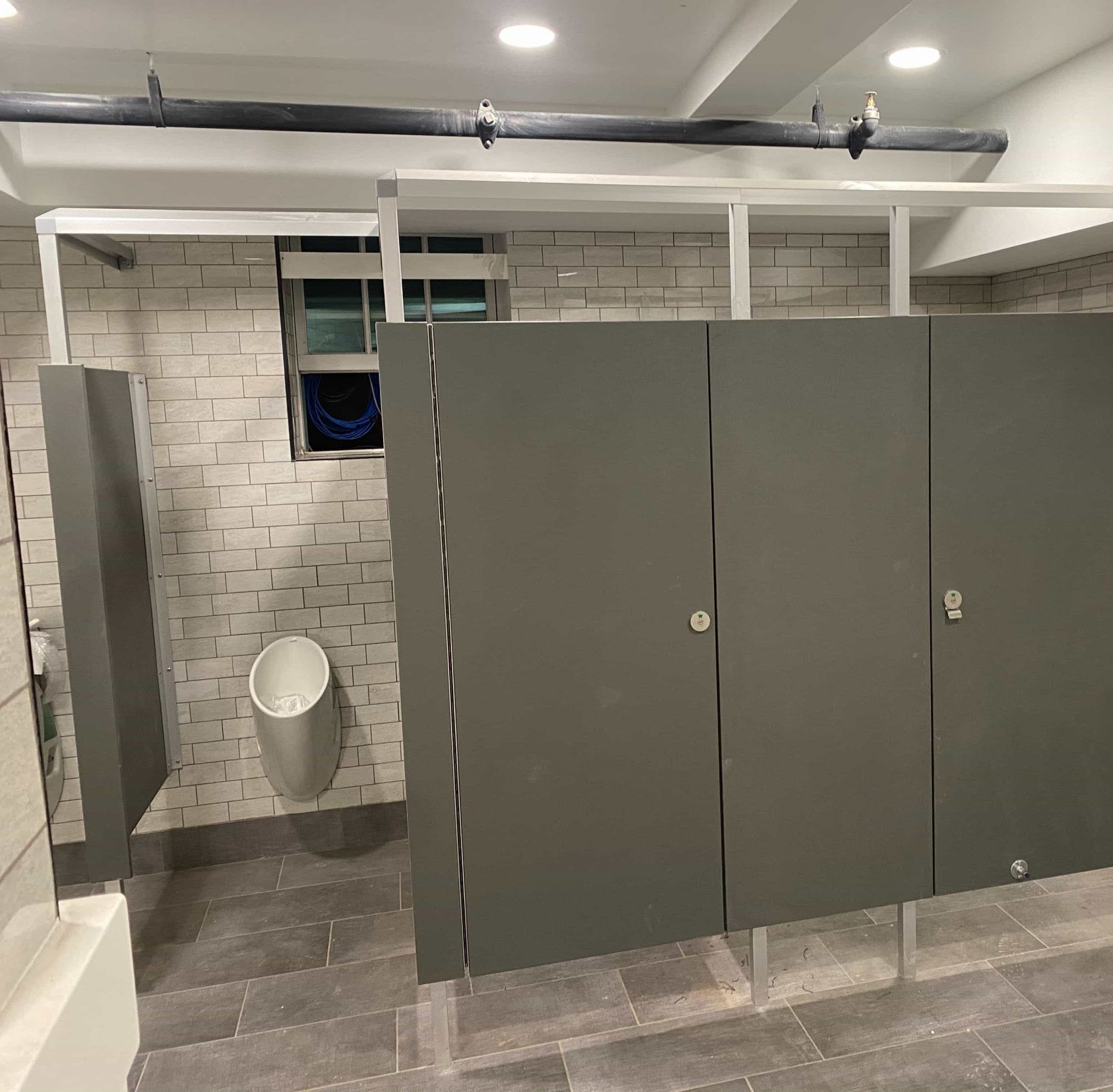 Scranton Eclipse Toilet Partitions