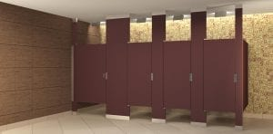 Division 10 Specialties - Toilet Partitions