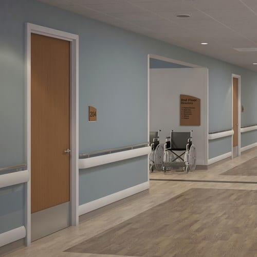 Inpro palladium doors