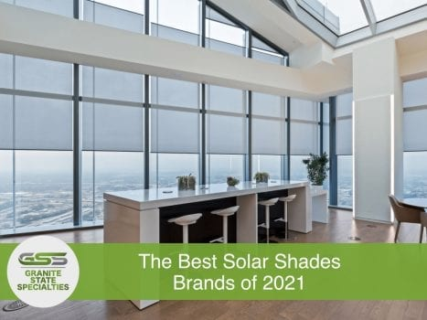 Cover photo for Best Solar Shades of 2021