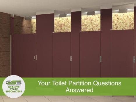 toilet partition questions photo